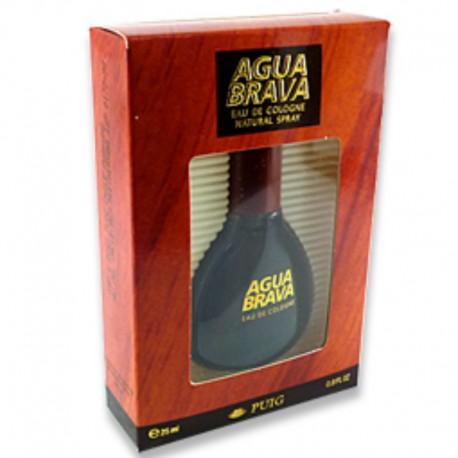 Agua Brava eau de cologne natural spray 25mlEDT - Very Original Spagna Parfum