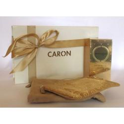 Montaigne Caron for women Eau de Parfum 50ml EDP + Duo de pochettes de sac - Confezione Regalo