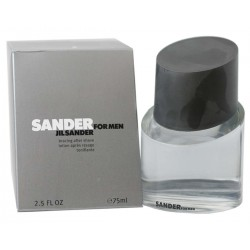 Sander for men - Jil Sander Bracing After Shave lotion tonificante 75ml