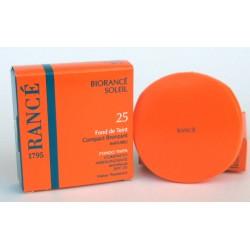 Biorance Soleil - Fondo Tinta Compatto abbrozzante SPF 25 - 10g - water resistant Rancè 1975