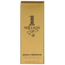 One 1 Million Paco Rabanne - After Shave Alcohol Free Balm 75ml - France