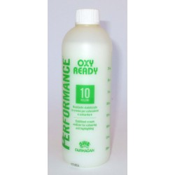FARMAGAN Performance Oxy Ready 10 Volumi Ossidante stabilizzato in crema per colorazioni e schiarature