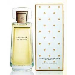 Carolina Herrera Carolina Herrera for women 50 ml Eau de Toilette EDT NUOVO OVP