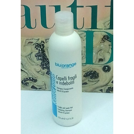 Blu Orange Rinforzante Capelli Fragili ed Indeboliti Shampoo 250 ml