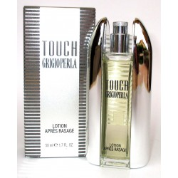 TOUCH GRIGIOPERLA Lotion apres rasage - after shave 50ml - dopo barba 1.7 FL OZ