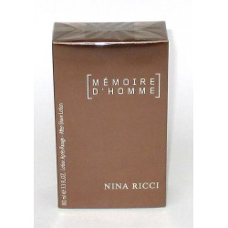 Memoire d'Homme by Nina Ricci After Shave Lotion 100ml - dopo barba 3.3 fl. oz.