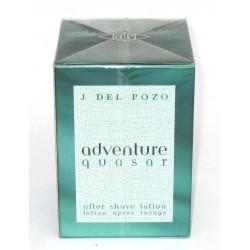 J. Del Pozo Adventure Quasar After Shave lotion apres rasage 75 ml - dopo barba 2.5 FL.OZ.