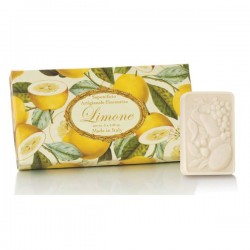 Saponificio Artigianale Fiorentino Limone Soap Set 3 x 125g - Sapone profumato - Made in Italy