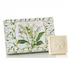 Saponificio Artigianale Fiorentino Mughetto Soap Set 6 x 50g(SQ) - Sapone profumato - Made in Italy
