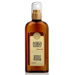 Erbario Toscano - Acqua corpo energia vaniglia piccante 250 ml - Energy body water spicy vanilla