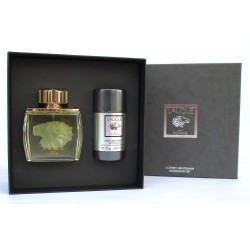 Lalique Pour Homme Lion for men Eau de Parfum 75ml EDP + Stick deodorant no alcool - Confezione Regalo