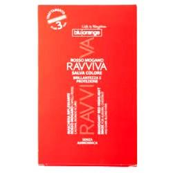 Blu Orange Maschera Riflessante Rosso Mogano Ravviva Salva colore 30ml Senza Ammoniaca