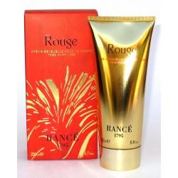 Rance 1975 - Rouge Creme Sensuelle pour le corps tres parfumee 200ml - pelle morbida