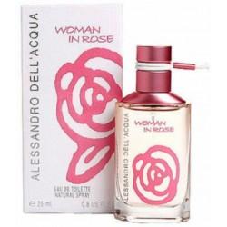 Woman In Rose di Alessandro Dell'Acqua da donna Eau de Toilette 25ml OVP