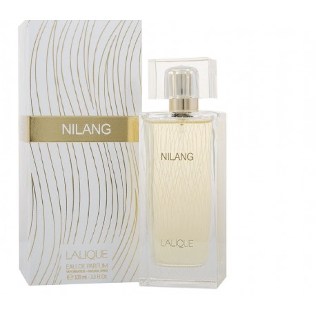 Nilang Lalique for women Eau de Lalique by Lalique for women 100ml Eau de Parfum EDP NUOVO OVP