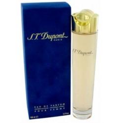 S.T. Dupont pour Femme S.T. Dupont for women Eau Deodorante Parfumee 100ml OVP RARE