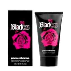 Black XS for Her di Paco Rabanne da donna Shower Gel 150 ml OVP