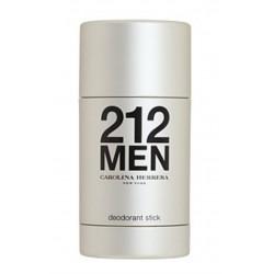 212 Men Carolina Herrera for men Deodorant Stick 75ml