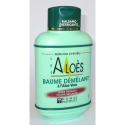 Balsamo Capelli Districante Les Aloes Baume demelant 500ml Aloe Vera volume brillance - FRANCE