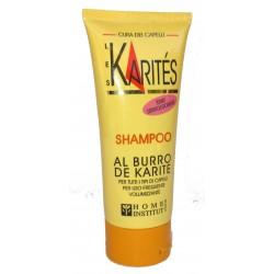 LES KARITES - Cura dei capelli Shampoo Al Burro di Karitè 200ml FRANCE - uso frequente - ristrutturante