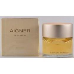 In Leather Etienne Aigner for women Eau de Toilette 75ml OVP