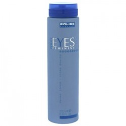 Police Parfums Eyes Feminine Shower Cream 200ml - doccia crema Hibiscus, sandalwood, amber and white musk.