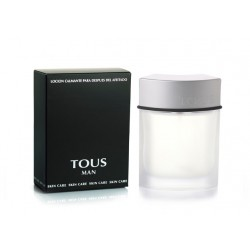 Tous Man Skin Care - soothing after shave lotion natural spray 100ml - Spain 3.4 FL.OZ.