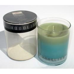 AQUOLINA - Candela Profumata al sciroppo di menta 50 ore - scent candle min syrup