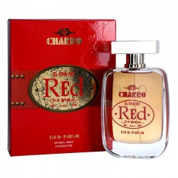 El Charro RED for woman EDP 50/100ml natural spray - Made in Italy Parfums