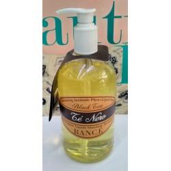 Rancé Té Nero Fito-Sapone Liquido stimolante aromatico 500ml
