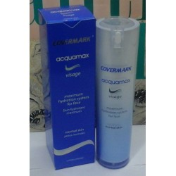 Covermak Acquamax Visage Normal Skin maximum hydration system for face 30 ml