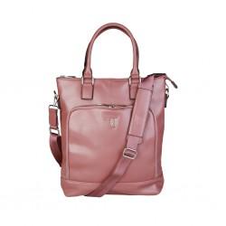 Borsa Shopping Bag a mano/tracolla TRUSSARDI 75B603T rosa/rugine Primavera/Estate