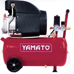 Compressore Yamato 24 litri carrellato mod. 24/2 M1CD