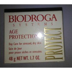 Biodroga Age Protection Day Care for stressed, dry skin 50 ml. Woman
