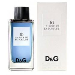 D&G La Roue de La Fortune 10 Woman EDT 100 ml OVP