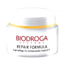 Biodroga Repair Formula Day Care for light- stressed dry skin 50 ml Woman
