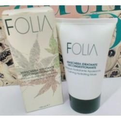 Folia Maschera Idratante Decongestionante 125 ml Woman