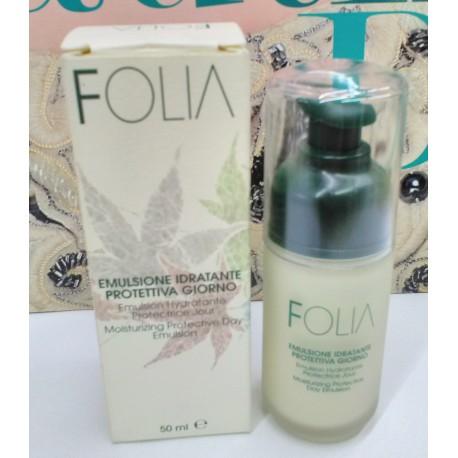 Folia Emulsione Idratante Protettiva Giorno 50 ml Woman