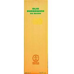 Ischia Olio Eudermico da Bagno 200 ml Unisex