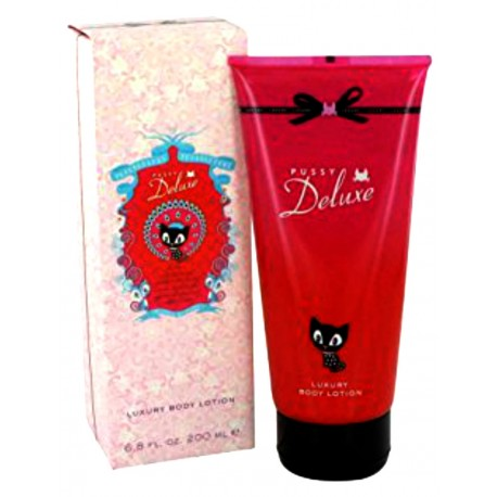 Pussy Deluxe Luxury Body Lotion 200 ml Woman OVP