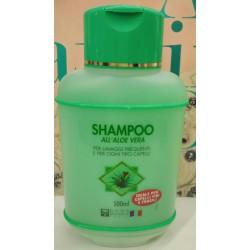 Shampoo all'Aloe Vera Lavaggi frequenti 500 ml Unisex