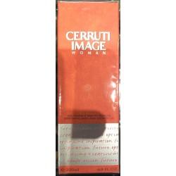 Cerruti Image Woman Gel Vivifiant Bain et Douche 200 ml OVP
