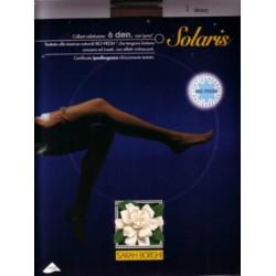 Solaris Sarah Borghi Collant Velatissimo 6 den Bio-Fresh Woman Colore Elisir Taglia 3