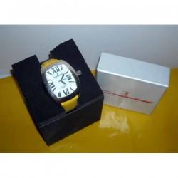 Orologio da polso Cronotime - 3 ATM Water Resistant Quartz - GIALLO - Nuovo