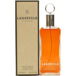 Lagerfeld Classic Karl Lagerfeld for men Eau de Toilette 60ml EDT - OVP