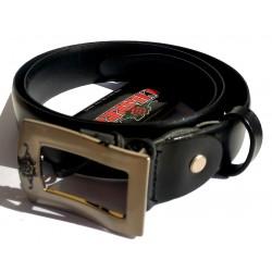 Cinturanera semi-lucido Charro 95cm Split Cowhide (pelle) UOMO per vestito - Made in Italy
