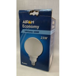 Airam Economy 1400 lumen - 6500K - 23W (8 years) - Energy Saving Lamp