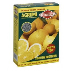 Granflor Sepran concime granulare agrumi (limoni, aranci, mandarini, kumquat..) 1kg