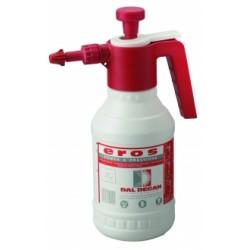 Pressure pump EROS Dal Degan 2 lt, manual drive for non-aggressive liquids