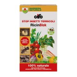 RicinBlok stop insetti terricoli